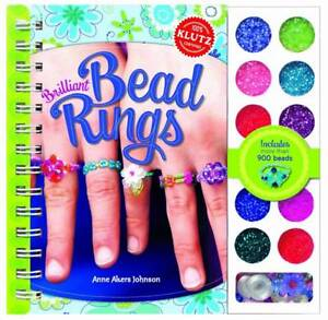 NEW Brilliant Bead Rings By Klutz Combined Pack with 2 or more items