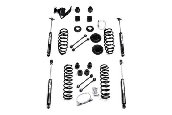 Raised Suspension Kit Buying Guide