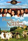 Much Ado About Nothing (DVD, 2003, Valentine Faceplate; Checkpoint; Sensormatic; Widescreen)