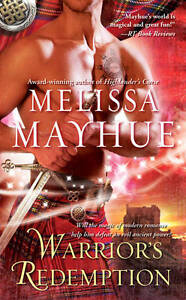 Warrior's Redemption by Melissa Mayhue (Paperback) New Book