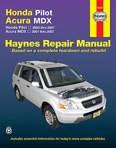 Haynes 42037 Repair Manual