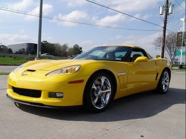 Pre Owned Corvettes In Houston Autos Post