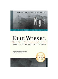 does the book night by elie Story and silence: transcendence in the work of elie wiesel by gary henry  wiesel's first book, night, is at the center of all he has written since it is a somber, moving memoir of his faith.