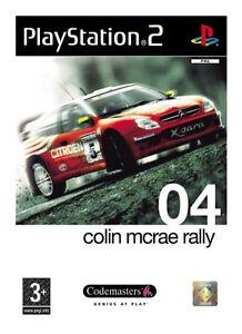 Colin McRae Rally 04 Sony PlayStation 2 2003  European Version - Waltham Abbey, United Kingdom - Colin McRae Rally 04 Sony PlayStation 2 2003  European Version - Waltham Abbey, United Kingdom