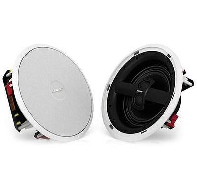 Bose Virtually Invisible 791 Speakers (white). In Wall Speakers