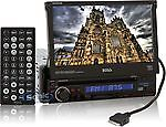 Boss-BV9964B-7-Flip-Out-DVD-CD-MP3-Receiver-Bluetooth-USB-SD-Remote