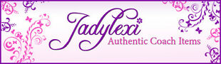 Jadylexi Authentic Coach Bags