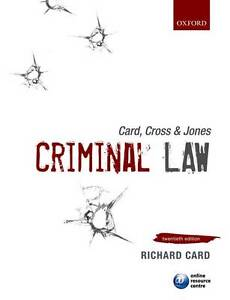 Card-Cross-Jones-Criminal-Law-by-Richard-Card-Paperback-2012
