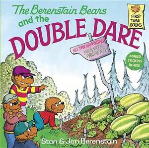 The Berenstain Bears and Double Dare, Stan Berenstain