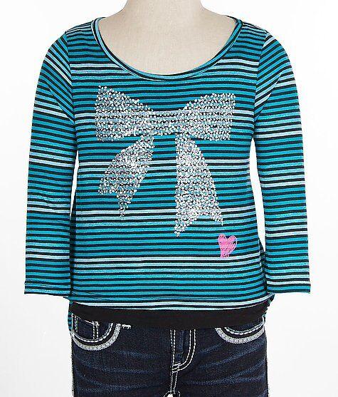 Sind T-Shirts und Tops mit Glitzer und Perlen bereits für Babys geeignet?