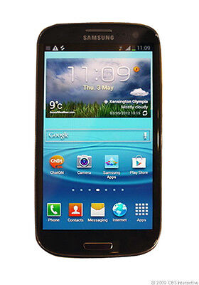 Samsung  Galaxy S III GT-I9300 - 16 GB - Pebble Blue - Smartphone
