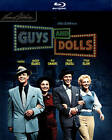 Guys and Dolls (Blu-ray Disc, 2012, With Book)