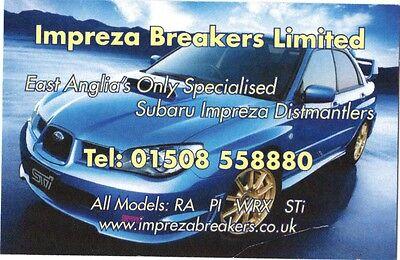 imprezabreaker