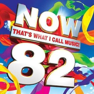 Now-Thats-What-I-Call-Music-82-Various-Artists-2-x-CD-NEW