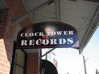CLOCK TOWER RECORDS