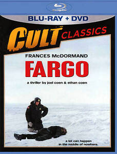 Fargo Two-Disc Blu-ray/DVD Combo in Blu-ray Packaging