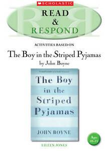 The Boy in the Striped Pyjamas (Read & Respond), Good Condition Book, Jones, Eil