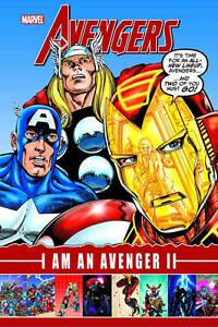 Avengers: I am an Avenger II (Paperback) < 9780785143611