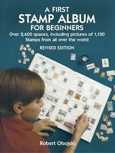 A First Stamp Album for Beginners: Revised Edition (Dover Children's Activity Bo