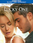 The Lucky One (Blu-ray/DVD, 2012, 2-Disc Set, Includes Digital Copy; UltraViolet)
