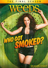 Weeds: Season Eight (DVD, 2013, 3-Disc Set)