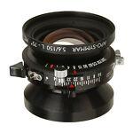 Schneider  Super-Symmar XL 150 mm   F/5.6  Lens