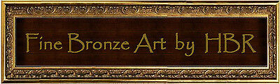 Fine Bronze Art by HBR