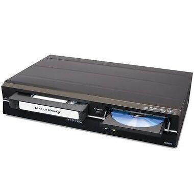 Sie wollen alles? Bitteschön: S-VHS-Mini-DV-Kombigeräte