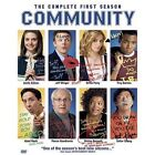 The Community: The Complete First Season (DVD, 2010, 3-Disc Set)