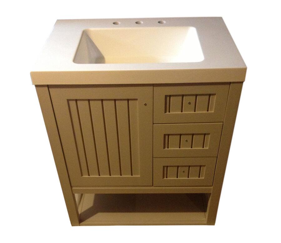 Top 7 single sink vanities ebay Martha stewart bathroom collection