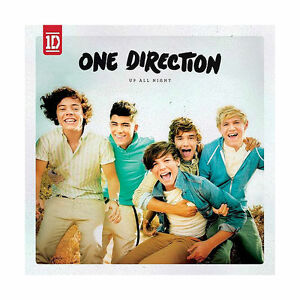 ONE DIRECTION - UP ALL NIGHT - CD ALBUM - WHAT MAKES YOU BEAUTIFUL / ONE THING +