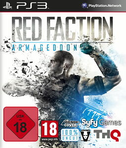 Red Faction: Armageddon (Sony PlayStation 3, 2011) - <span itemprop=availableAtOrFrom>Düsseldorf, Deutschland</span> - Red Faction: Armageddon (Sony PlayStation 3, 2011) - Düsseldorf, Deutschland