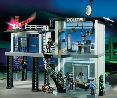 Playmobil Citylife Öffentliche Dienste Polizei: Gehen Sie mit Ihren Kindern auf Verbrecherjagd