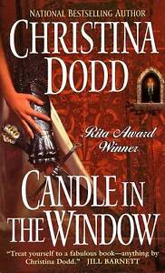 Candle in the Window (Avon Historical Romance), Good Condition Book, Dodd, Chris