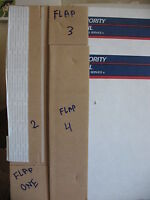 How to pack LP records in two Priority Mail boxes