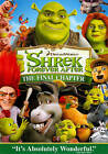 Shrek Forever After (DVD, 2010)