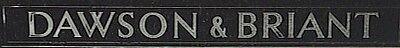 Dawson and Briant Jewellers
