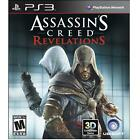 Assassin's Creed Revelations  (Sony Playstation 3, 2011) (2011)