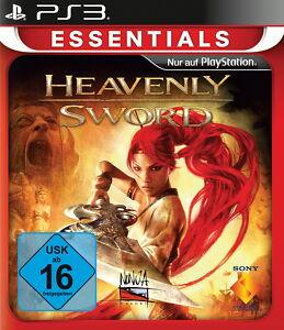 Heavenly Sword -- Essentials Edition (Sony PlayStation 3, 2012)