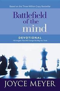 Battlefield of the Mind Devotional by Joyce Meyer - Brand New