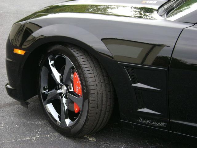 Z455 Camaro 2SS More V8 Horsepower New Styling Black Chrome Wheel Touchscreen