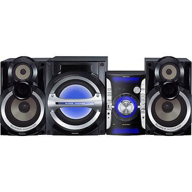 Kompakt-Stereoanlage vs. CD-Player