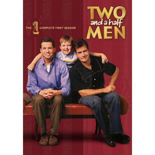 Charly, Alan, Jake und die Haushälterin Berta: die Hauptcharaktere von Two and a half men