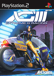 Extreme G3 - XG3 (Sony PlayStation 2, 2001, DVD-Box)
