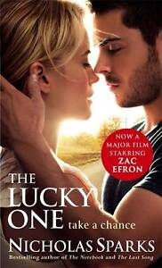 The-Lucky-One-Nicholas-Sparks-Paperback-Book-NEW