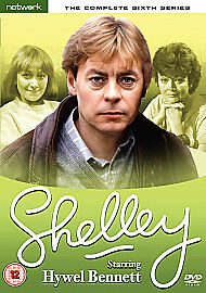 SHELLEY-THE COMPLETE SIXTH SERIES NEW DVD