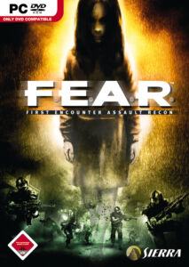 F.E.A.R. - First Encounter Assault Recon (dt.) (PC, 2005, DVD-Box) - Deutschland - F.E.A.R. - First Encounter Assault Recon (dt.) (PC, 2005, DVD-Box) - Deutschland