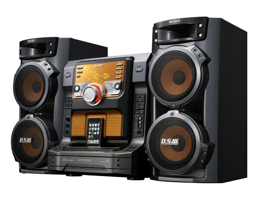 hifi systeme und komplett anlagen f r den perfekten surround sound ebay. Black Bedroom Furniture Sets. Home Design Ideas