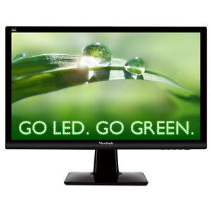 ViewSonic VA2342-LED Vs. ASUS VE248H
