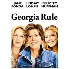 Georgia Rule (DVD, 2007, Widescreen)